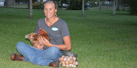 Keeping Backyard Chickens- Wed., August 19, 2020 6p-8p tickets