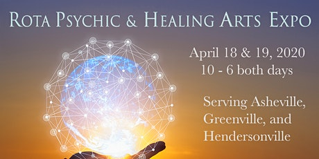 Rota Psychic and Healing Arts Expo tickets