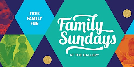 Family Sundays at the Gallery - Sunday 29 March 2020 tickets