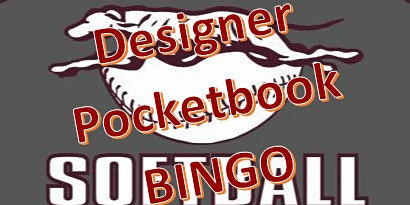 Naugatuck High School Softball Team Designer Pocketbook Bingo