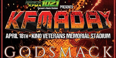 Rock 102.1 KFMA Presents KFMA DAY