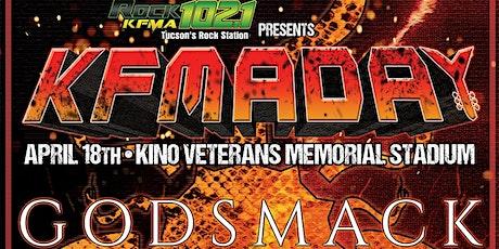 Rock 102.1 KFMA Presents KFMA DAY tickets