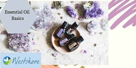 Uplevel  your life with Essential Oils tickets