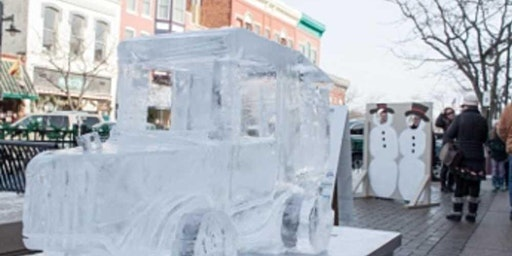 Brew Bus Trip To Ice Breaker Festival