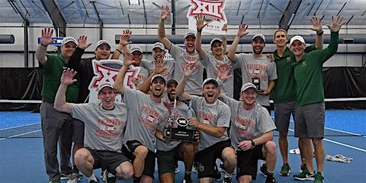 Baylor Men's Tennis Dallas Reception