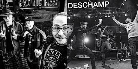 Thrpii / The Drag / The Dead Channels / Deschamp tickets