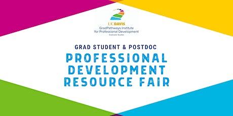 Professional Development Resource Fair tickets