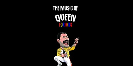 The Music of Queen: For Kids @ Fitz's Spare Keys tickets