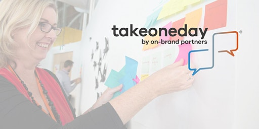 TAKEONEDAY 2020 - Change for good