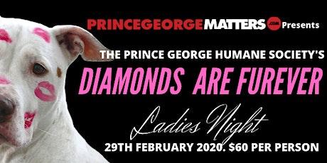 Diamonds are Furever Ladies Night tickets