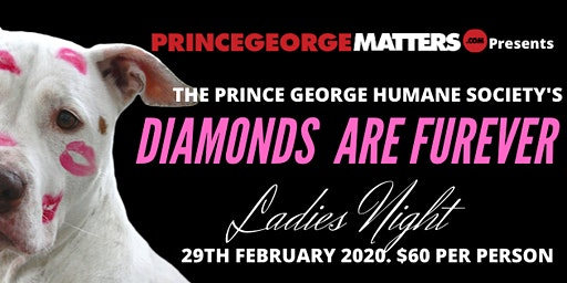 Diamonds are Furever Ladies Night