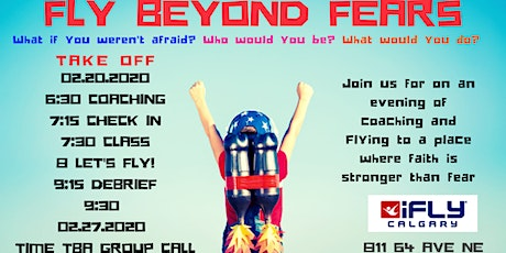 Fly Beyond Fears tickets