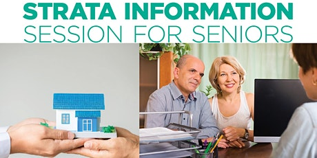 Sans Souci Library - Strata Information Session for Seniors tickets