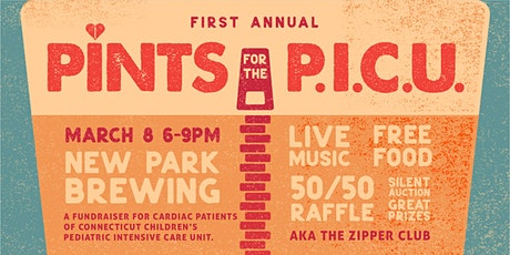 PINTS for the PICU tickets