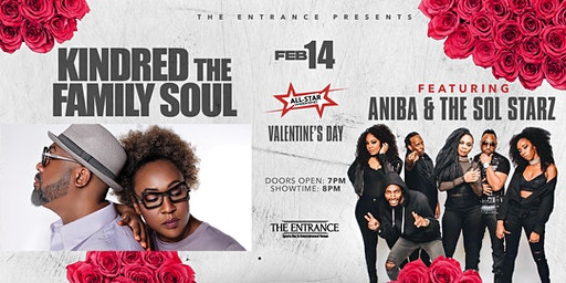 Kindred The Family Soul an Intimate Valentine's Day