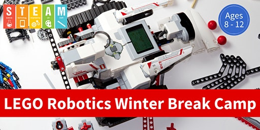 LEGO Robotics Winter Break Camp