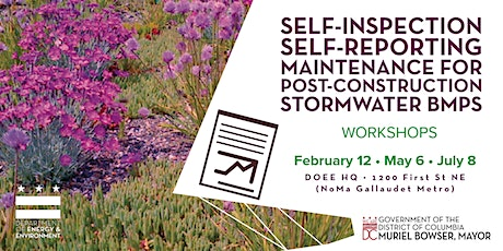 Self-Inspection Self-Reporting Maintenance Workshop tickets