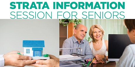 Rockdale Library - Strata Information Session for Seniors tickets