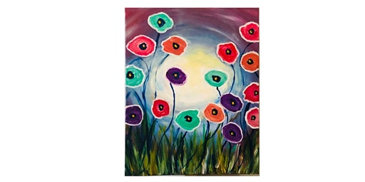 Flowers by Moonlight Presented by The Artists' Garden