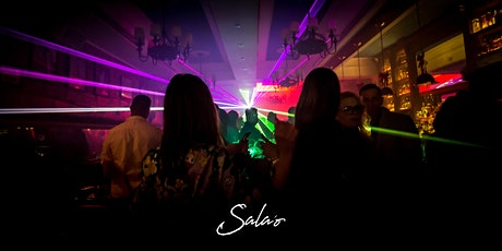 Sala'o Nights are FUNKY! tickets