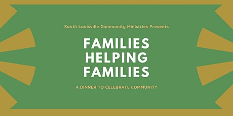 SLCM's Families Helping Families tickets
