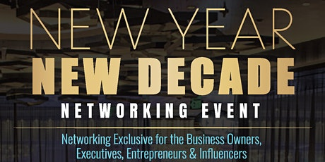 New Year, New Decade! Networking Event For Las Vegas Professionals tickets