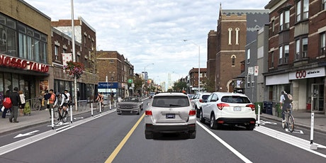 Bloor West Bikeway Extension: Public Drop-In Event (Jan. 27) tickets