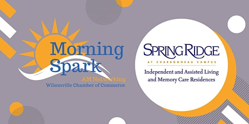 Morning Spark hosted by SpringRidge at Charbonneau