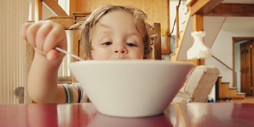 Dinnertime: Ending Mealtime Battles