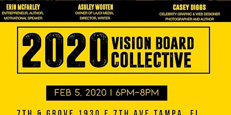 LaJoi Media Presents: 2020 Vision Board Collective  tickets