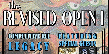Revised Legacy Open I: Winter 2020 tickets