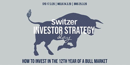 Brisbane Investor Strategy Day 2020