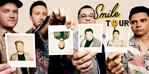 "Sidewalk Prophets ""Smile Tour"" - Everett, WA"