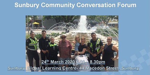 Victoria Police - Sunbury Community Conversation Forum