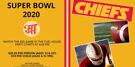 KC's Big Game Watch Party @TFH tickets