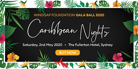 Windgap Foundation Gala Ball 2020 tickets