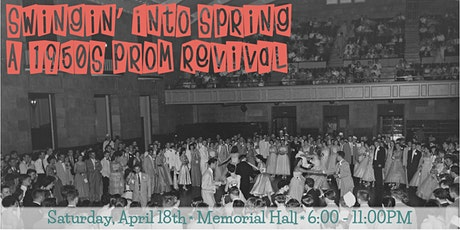 Swingin' Into Spring: A 1950s Prom Revival tickets