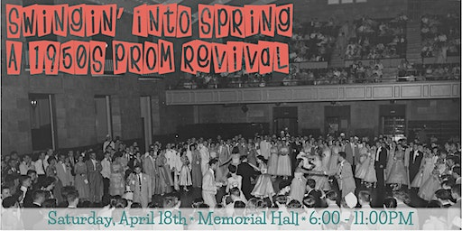 Swingin' Into Spring: A 1950s Prom Revival