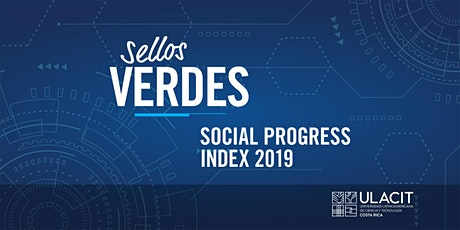 SELLO VERDE: Social Progress Index 2019 tickets