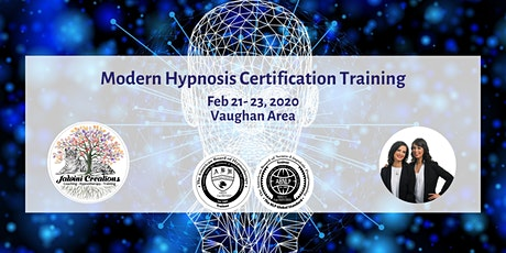 Modern Hypnosis Certification Training tickets