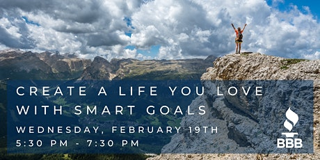 Create a Life You Love with Smart Goals tickets