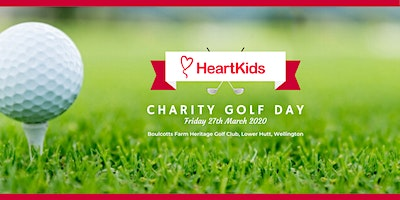 Heart Kids Golf Day Wellington