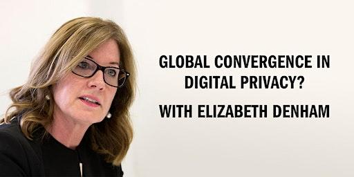 Global Convergence in Digital Privacy? With Elizabeth Denham