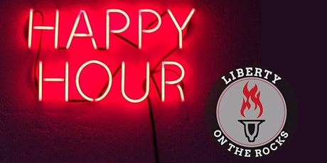 Advocating for liberty happy hour! tickets