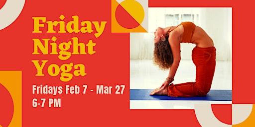 Friday Night Yoga