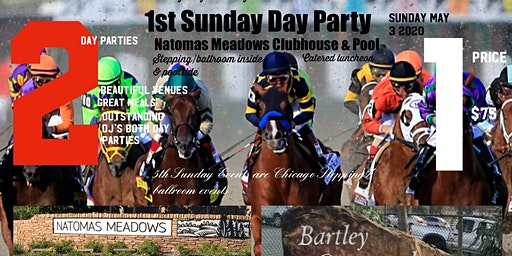 5th Sunday Events Kentucky Derby Day Party X 2