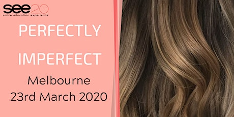 Perfectly Imperfect - MELBOURNE tickets