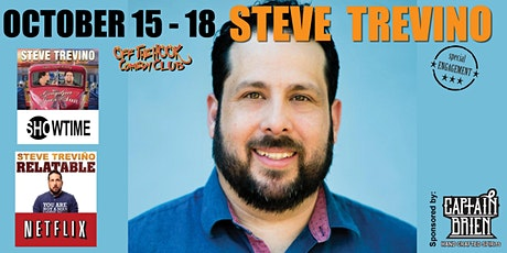 Comedian Steve Trevino Live in Naples, Florida tickets