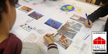 Atelier La Fresque du Climat  par Corinne DosSantos billets