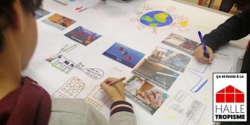 Atelier La Fresque du Climat  par Corinne DosSantos